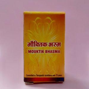 MAUKTIK-BHASMA